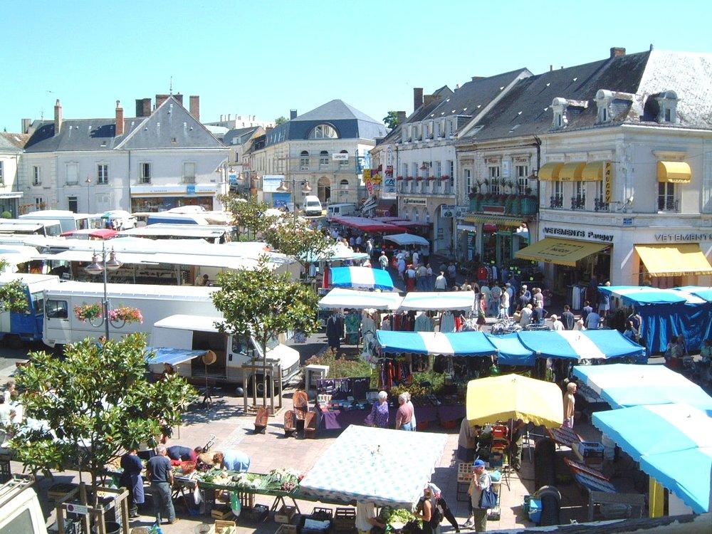 Economie Tourisme > Marchés - Foires
